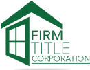 FIRM TITLE CORPORATION Logo